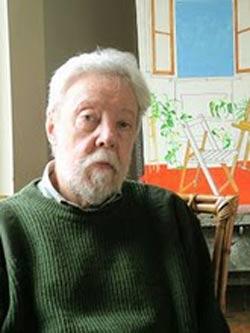 Alfredo Plank, pintor, dibujante y grabador argentino residente en Munich, Alemania