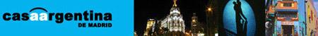 Logotipo de la Casa Argentina de Madrid, de Madrid, España