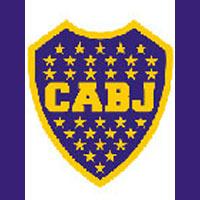 Escudo del Club Atlético Boca Juniors, de Buenos Aires, Argentina