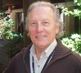 Carlos Trotta, periodista y psicólogo de Pergamino, Argentina, residente en Galapagar, España