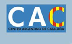 Logo del Centro Argentino de Catalunya, con sede en Barcelona.
