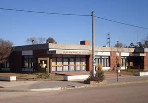 Municipalidad de Lonquimay, localidad de la provincia de La Pampa, Argentina