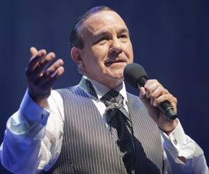 Néstor Rivero, cantante argentino residente en Madrid
