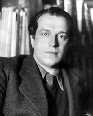 Imagen del poeta español Rafael Albert, aproximadamente de 1928, extraída de http://gardel-es.blogspot.com
