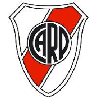 Escudo del Club Atlético River Plate, Barrio de Nuñez, Buenos Aires, Argentina