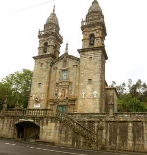 Igleisa de la Virgen de la Exclavitud - Virgen da Escravitude - Escravitude - Padrón - Galicia - España