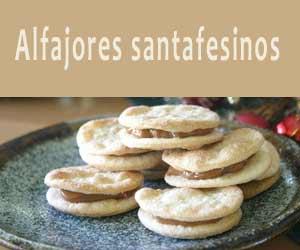 Los clásicos alfajores santafesinos, que se producen en la ciudad capital de la provincia, Santa Fe, y en Rosario