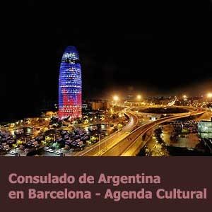 Consulado general de argentina en barcelona catalu a agenda cultural - Agenda cultura barcelona ...