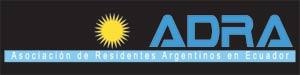 Logotipo de la Asociación de Residentes Argentinos en Ecuador