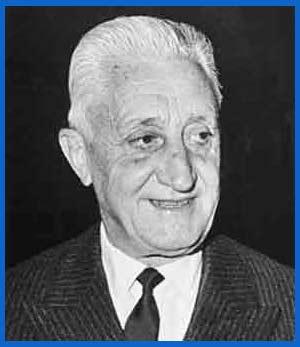 Arturo Humberto Illia, presidente de la República Argentina en los años `60 del Siglo XX