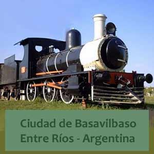 Museo del Ferrocarril, Ciudad de Basalvibaso, Provincia de Entre Ríos, Argentina