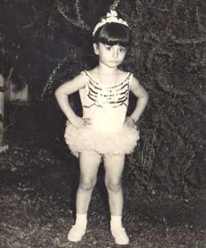 Beatriz Crespo, profesora argentina de danzas gallegas, cuando comenzaba su recorrido en el mundo del baile galego