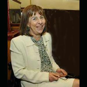 Bibiana Degli Esposti, psicóloga argentina residente en Madrid.