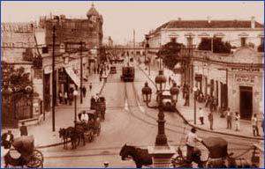 Así era la Buenos Aires antigua, donde nació el tango, ahora difundido desde Argentina y Uruguay por el mundo