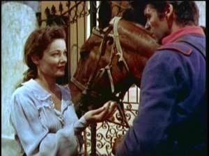 """Los protagonistas de """"Way of the gaucho"""" o """"El Camino del Gaucho"""", producción de Hollywood realizada en los campos de Argentina."""
