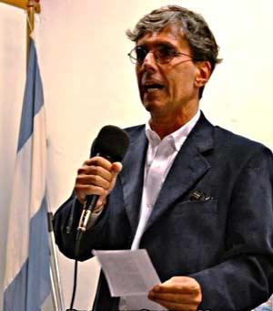 Carlos Casellas, poeta y escritor argentino, de Buenos Aires