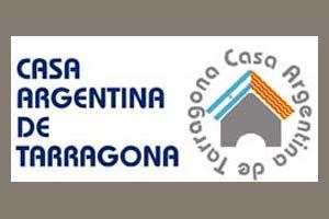 Logotipo de la Casa Argentina de Tarragona