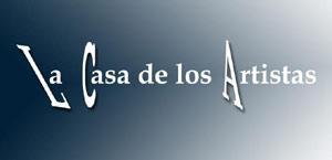 Logo de La Casa de los Artistas, que funciona en el Colegio Mayor Argentino Virgen de Luján, Ciudad Universitaria, Madrid, España