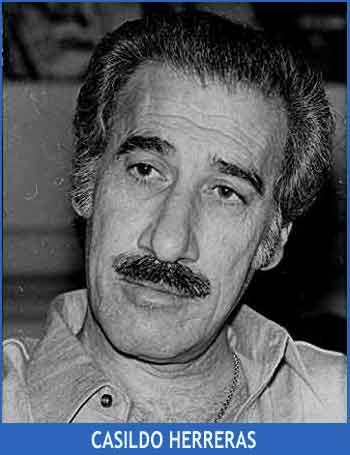 Casildo Herrera, dirigente gremial de Argentina que vivió unos años en Madrid, recordado por Eduardo Aldiser
