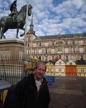 """Christian Holler, director y productor argentino de cine documental de naturaleza. Premiado en festivales españoles por """"El Camino del Cóndor"""""""