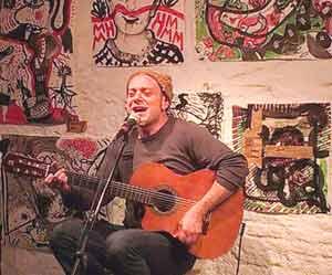 Claudio H., músico y cantautor argentino residente en Madrid, España