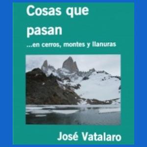 Cosas que pasan - Libro de José Vatalaro - Escritor de Rosario, Argentina - Para comprarlo