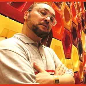 Dani Pannullo, coreógrafo argentino que reside en Madrid. Ha nacido en Villa Regina, Alto Valle del Río Negro, Argentina