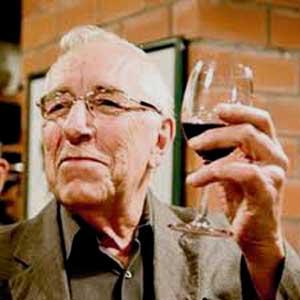 Daniel Rogov, experto en vinos, nacido en Rusia y fallecido en Israel en 2012