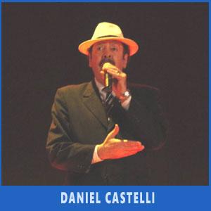 El cantor de tango Daniel Castelli participó en la Fiesta de Argentinos en Vigo, Julio 2017