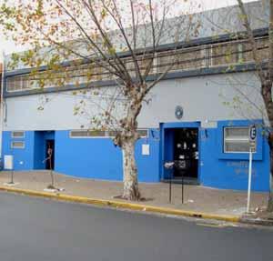 Escuela Nº 5 Fragata Sarmiento en Villa Dominico, Partido de Avellaneda, provincia de Buenos Aires, Argentina