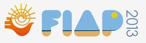 Logotipo de la FIAP 2013 Festival Iberoamericano de Cine Publicitario