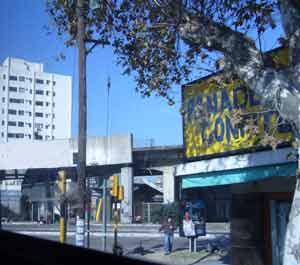 Calles del barrio de Villa Dominico, Avellaneda, Provincia de Buenos Aires, Argentina