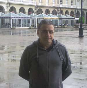 Jorge Gil Morabes, cineasta argentino residente en A Coruña, Galicia, España