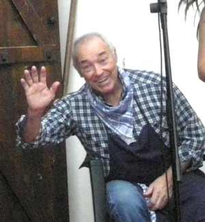 José Antonio Aramayo, recordado portero / arquero de equipos de La Plata y España