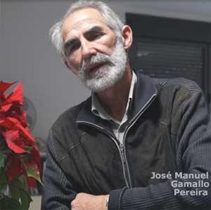 José Manuel Gamallo Pereira, empresario de Amil, Concello de Moraña, provincia de Pontevedra, Galicia, España