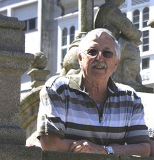 Dr. José Martínez-Romero Gandos, psicólogo argentino que reside en A Coruña, Galicia, España
