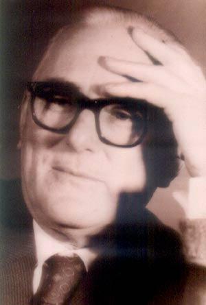 José Pedroni, poeta argentino nacido en Gálvez, provincia de Santa Fe, Argentina