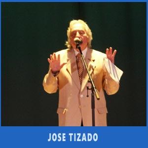 El gallego José Tizado ha recitado sus obras, recordando los cuarenta años que vivió en Argentina