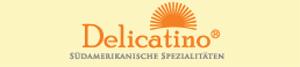 Logotipo de la empresa argentina en Bremen, Alemania, Delicatino