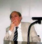 Luis Buceta Facorro, profesor y escritor español, nacido en La Cañiza, Pontevedra, Galicia y residente en Madrid