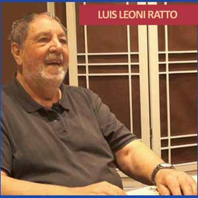 El periodista argentino Luis Leoni Ratto nos recuerda parte de su trayectoria en programas de automovilismo de Buenos Aires, Argentina