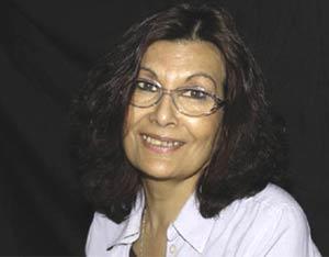 Olga Manzano, cantante y profesora argentina residente en Madrid. Dirige el Estudio Olga Manzano