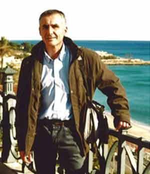 Marcelo Enrique Daghero, abogado argentino residente en la provincia de Barcelona, Cataluña, España