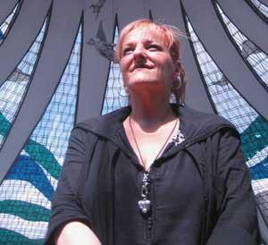 La escritora, política y comunicadora gallega María Xosé Porteiro