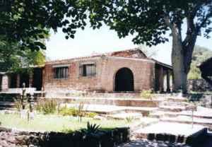Museo en Cerro Colorado de la Fundación Atahualpa Yupanqui, provincia de Córdoba, Argentina
