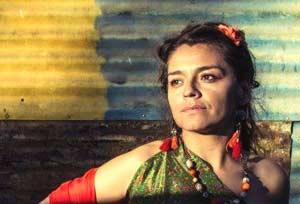 Noelia Pucci, cantante y autora argentina nacida en Nerquén, Patagonia