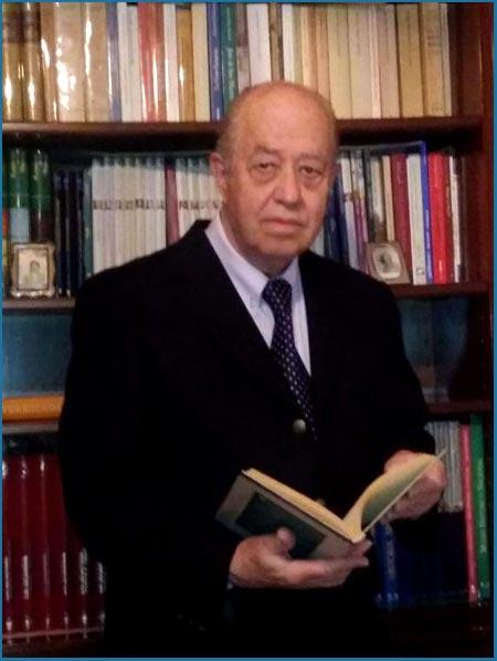 El Dr. Norberto Jorge Chiviló, abogado argentino fundador y editor del Periódico El Restaurador en la ciudad General de San Martín, provincia de Buenos Aires