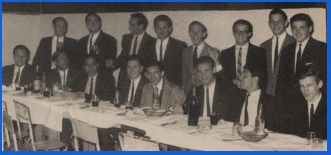 Celebración de ex-alumnos Promoción 1962 de la Escuela Normal Nacional 3 Mariano Moreno de Rosario, Provincia de Santa Fe, Argentina