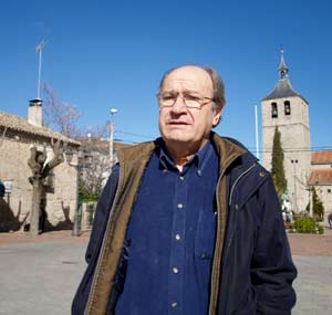 Oscar Velasco, actor y director de teatro argentino, radicado en España