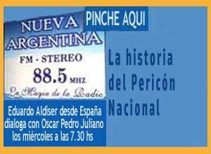 Eduardo Aldiser cuenta los orígenes del Pericón Nacional que se escucha y baila en Argentina y Uruguay